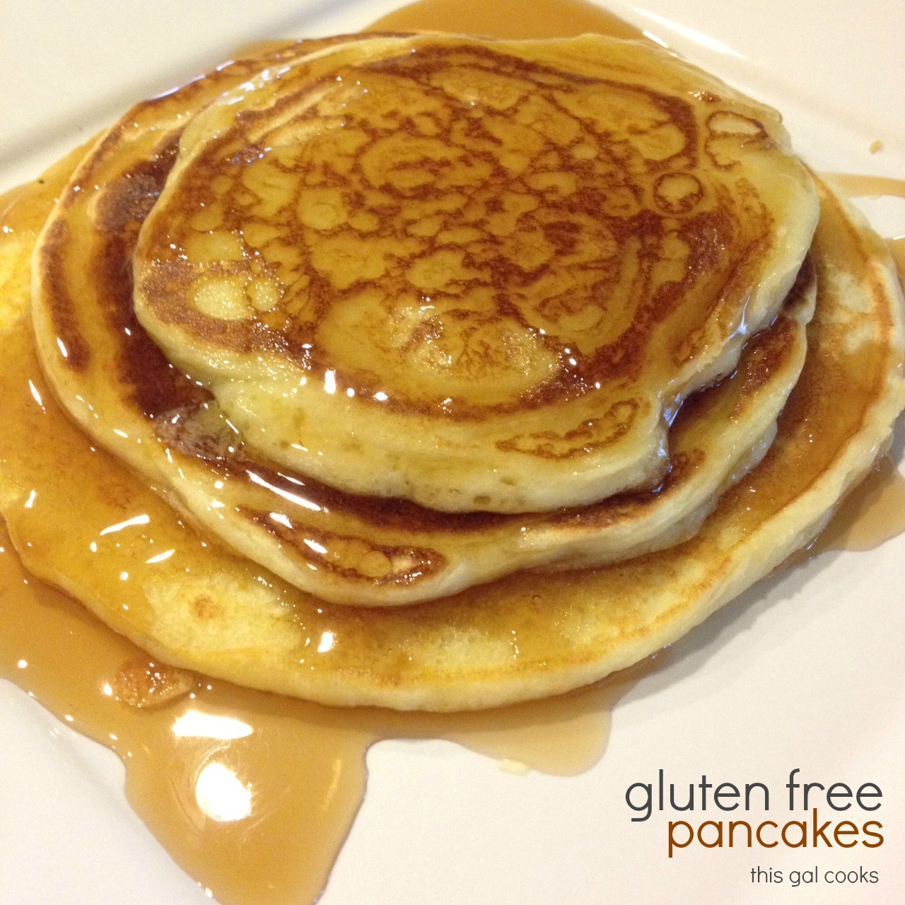 ... gluten free pumpkin pancakes recipe with apricot jam and maple syrup