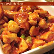 Red Chili Chicken