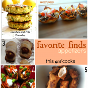 Favorite Finds: Appetizer Edition