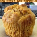 Butterscotch Pumpkin Muffins
