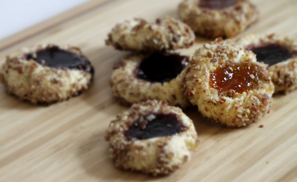 pecan jam thumbprint cookies66