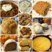 Viewers Choice: Top 10 Recipes of 2012