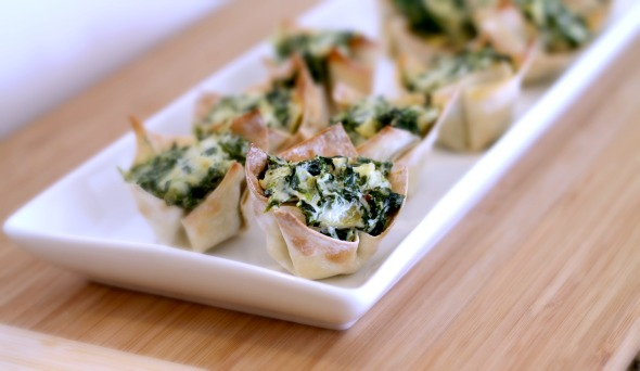 spinach & artichoke wontons-222