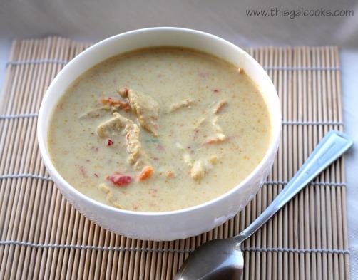 thai coconut curry soupwm