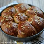 Oatmeal Molasses Rolls