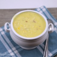 Recipe: Roasted Jalapeno & Chicken Chowder