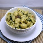 Simple Spinach & Sausage Pasta
