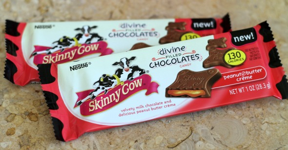 skinny cow divine filled chocolates