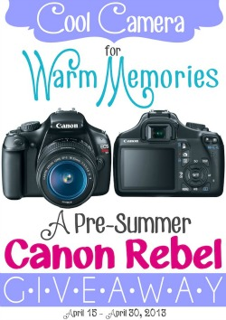 Canon Giveaway 250px