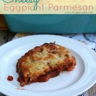 Recipe: Cheesy Eggplant Parmesan