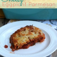 Cheesy Eggplant Parmesan from www.thisgalcooks.com 2