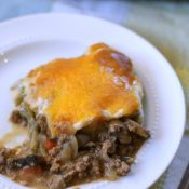 Guinness Turkey Shepherds Pie