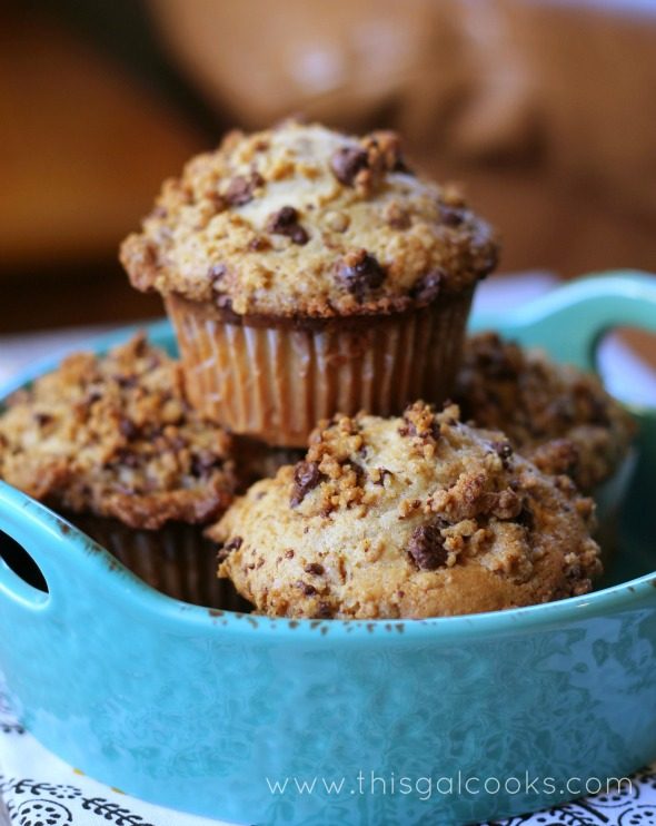 Peanut Butter Muffins 2 wm
