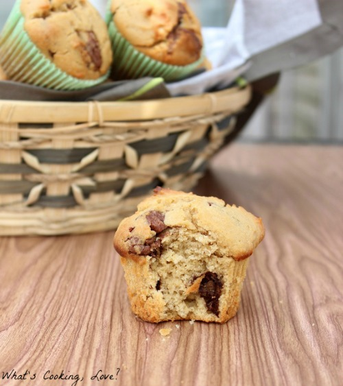 Reese's Peanut Butter Muffins9