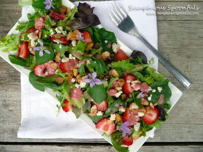 Strawberry-Almond-Wild-Violet-Salad-w-Blue-Cheese-2