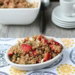 http://www.thisgalcooks.com/2013/06/26/strawberry-quinoa-salad/