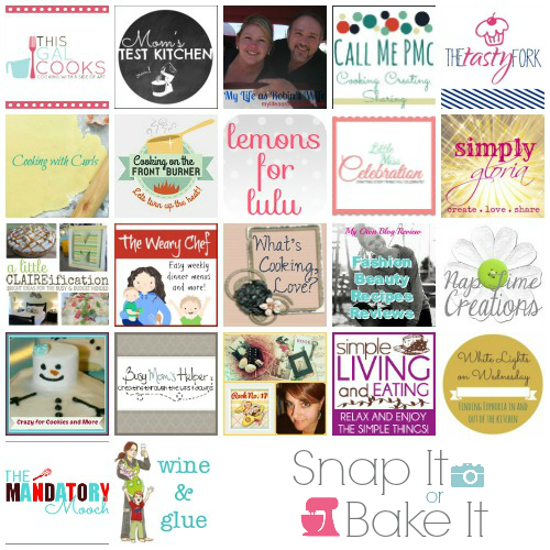 Snap It Or Bake It Giveaway Time Cooking On The Front
