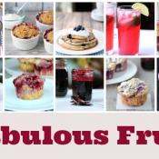 Ten Fabulous Fruit Recipes