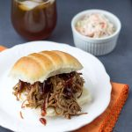 Slow Cooker BBQ Beef Sandwiches