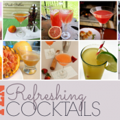 Ten Refreshing Cocktails