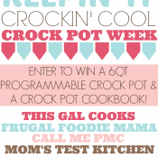Summer Crock Pot Recipes & A Giveaway!