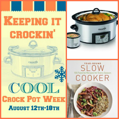 CrockPotWeekgiveawaycollage