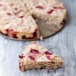 Strawberry Scone Tarts