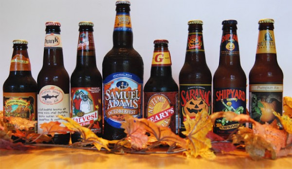 Fall Beers 1 Group