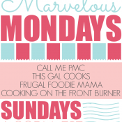 Marvelous Mondays Link Party 69
