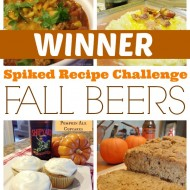 Fall Beers: Spiked! Recipe Challenge Winner