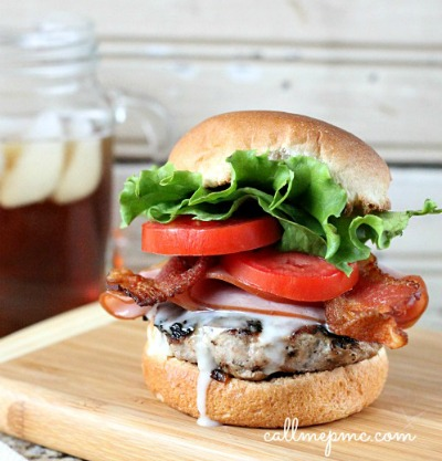 Kentucky Hot Brown Burger by Call Me PMc