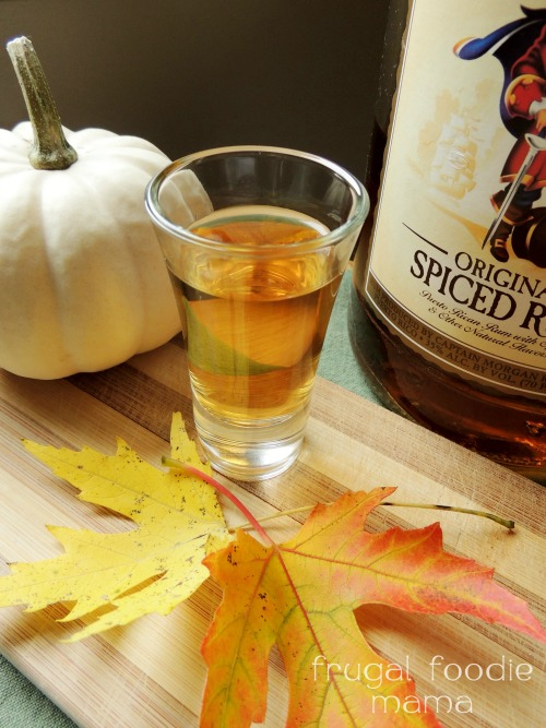 Spiced Rum Spiked! Recipe Challenge. Sign Up Now!