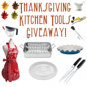 Thanksgiving Cooking Tools Giveaway!