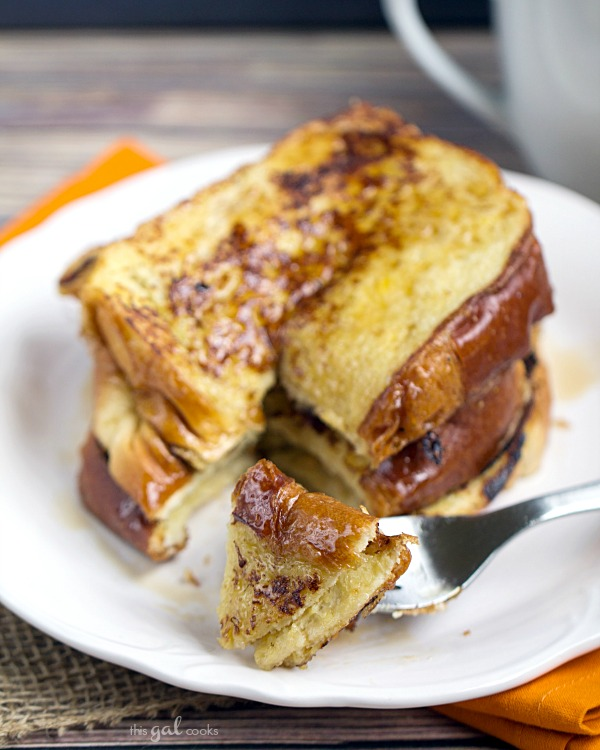Coffee Creamer French Toast