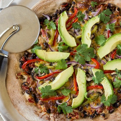 Healthy-Vegetarian-Mexican-Pizza-1333