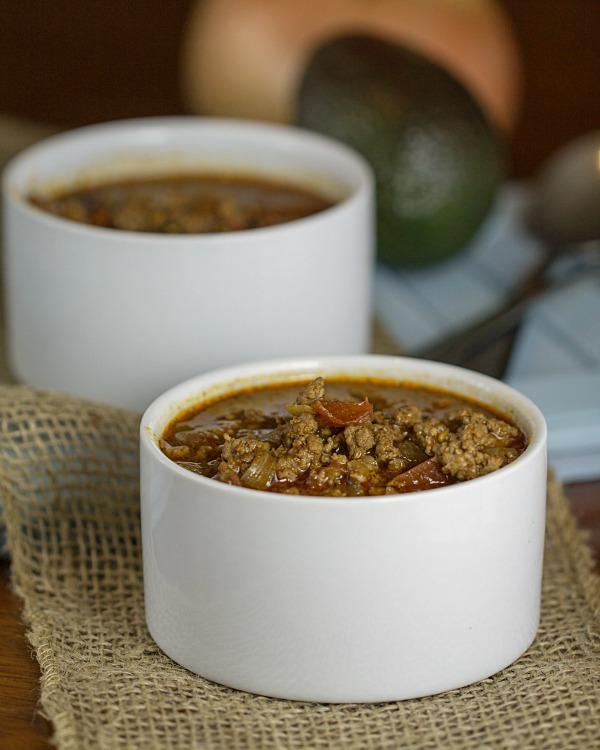 Paleo Chili - This Gal Cooks