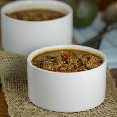 I shared this low carb Paleo Chili