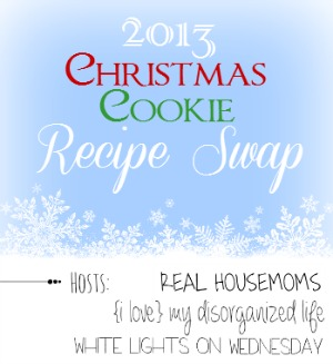 XMAS Cookie Recipe Swap