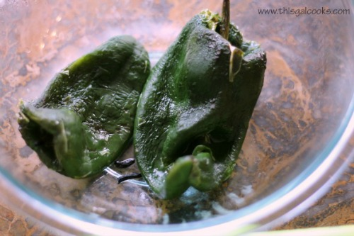 4. How to Roast Poblano Peppers