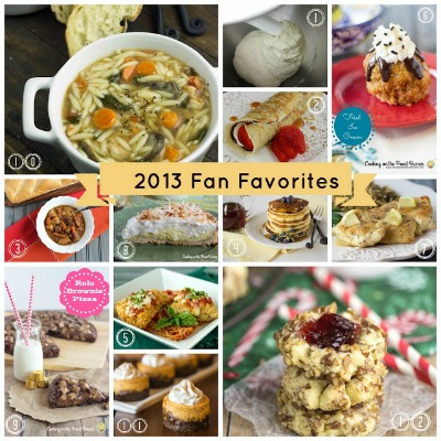 Deb shared her most popular posts of 2013