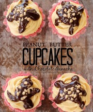 Peanut-Butter-Cupcakes-with-Chocolate-Ganache-with-SimplyGloria.com-cupcakes