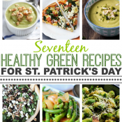 17 Healthy Green Recipes
