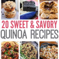20 Sweet and Savory Quinoa Recipes