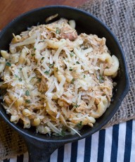Crock Pot Italian Chicken Pasta - This Gal Cooks #dinner #crockpot #easyrecipes