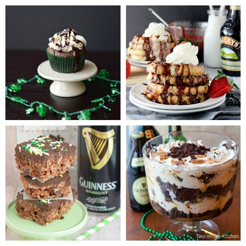 Marvelous Mondays 89 and Boozy St. Patty's Recipes