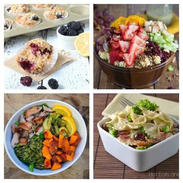 Marvelous Mondays 92 with Fresh Fruit Recipes