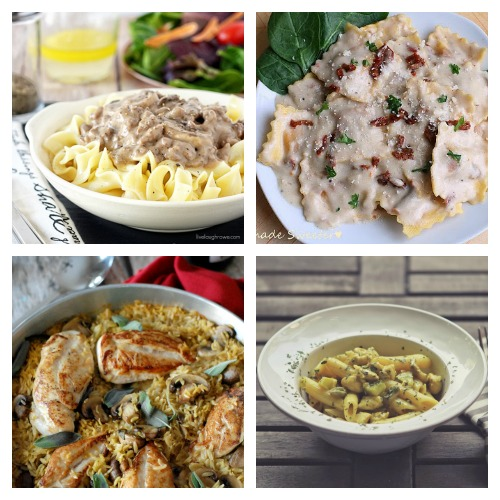 Marvelous Mondays Link Party 88 and Pasta Recipes - This Gal Cooks