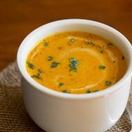 Moroccan Carrot Soup Recipe