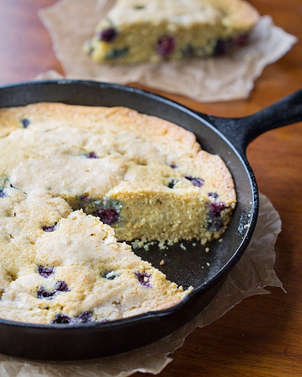how to keep cornbread from sticking in cast iron skillet
