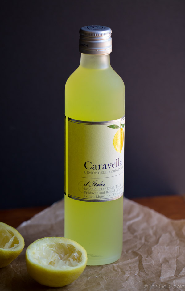 Lemon Liquor: Spiked! Recipe Challenge on This Gal Cooks
